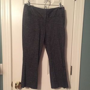 NWOT Express Capri pants
